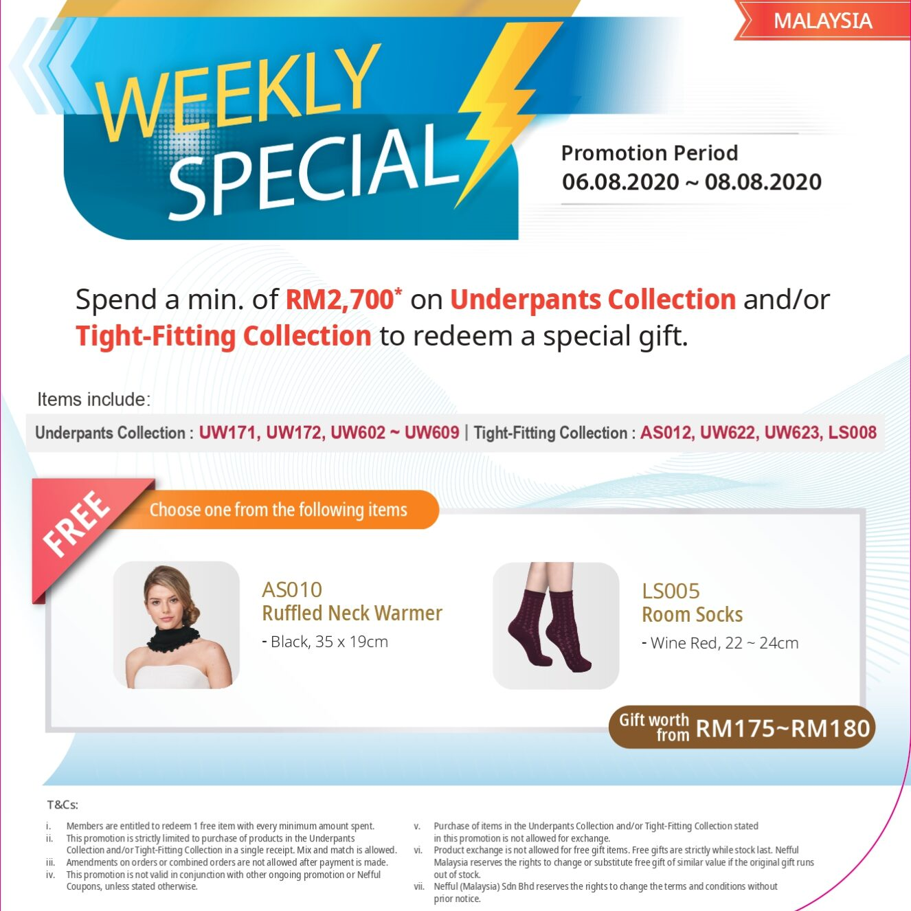Weekly Special 06-08